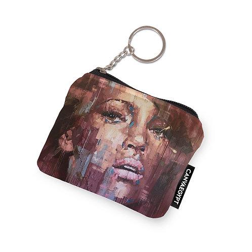 Coin Pocket Lady Artwork