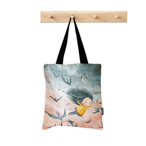 ToteBag Fly With Me