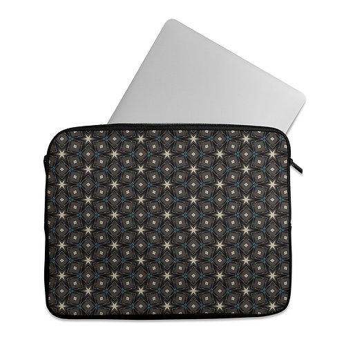 Laptop Sleeve Stars Pattern