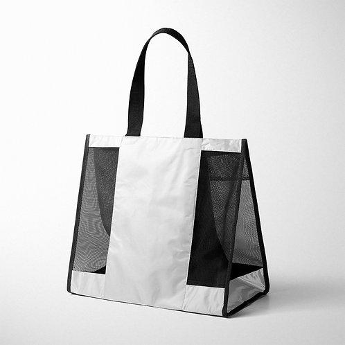 Mesh Bag White
