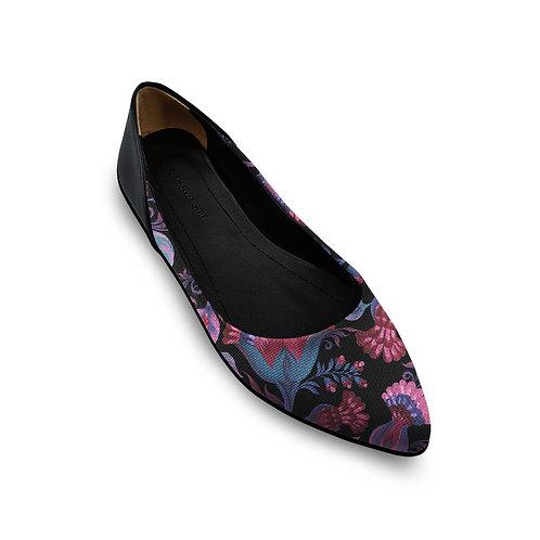 Flat Women's Shoe Lotus