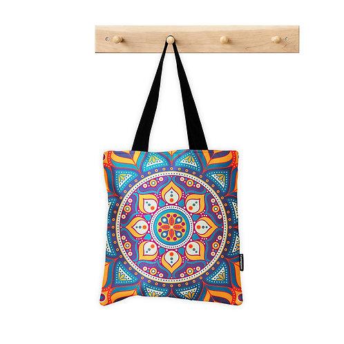 Tote Bag Shiny Mandala