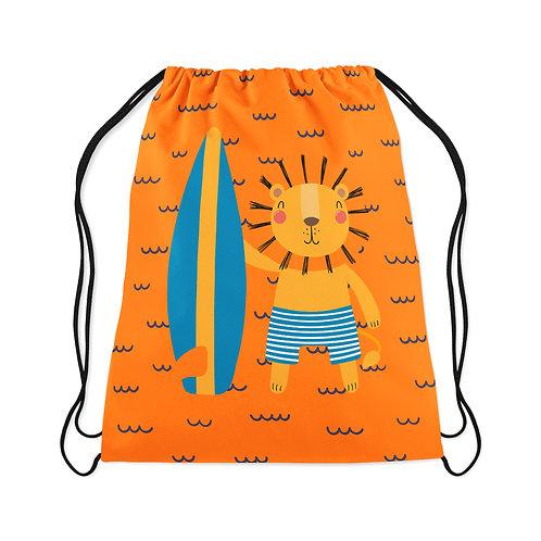 Drawstring Bag Summer Time