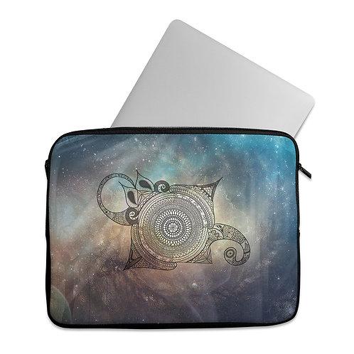 Laptop Sleeve Galaxy Mandala