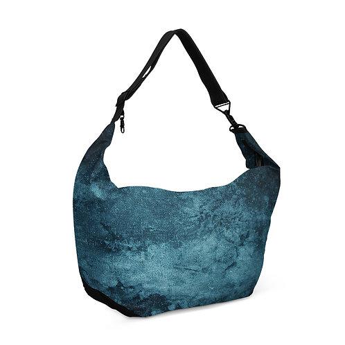 Crescent bag Blues