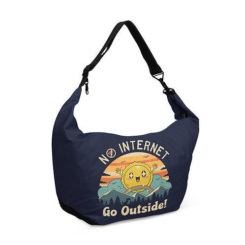 Crescent bag No Internet