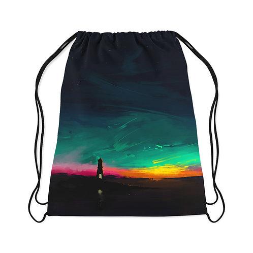 Drawstring Bag Lighthouse