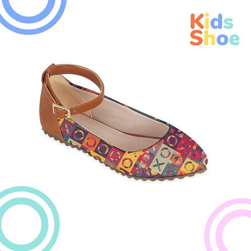 Kids Round Shoes XOXO