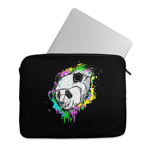 Laptop Sleeve Robot Panda