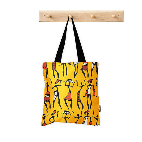 ToteBag African Dancer