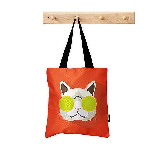 ToteBag Cool Cat