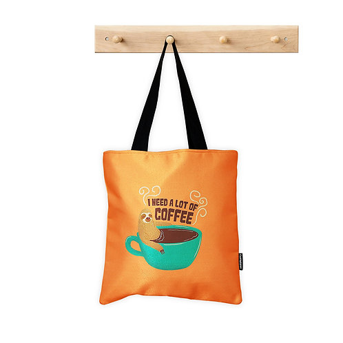 Tote Bag Need a Lot of Coffee