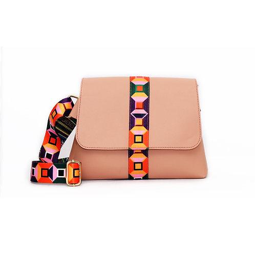 Women's Cross-Waist Bag (Rose)