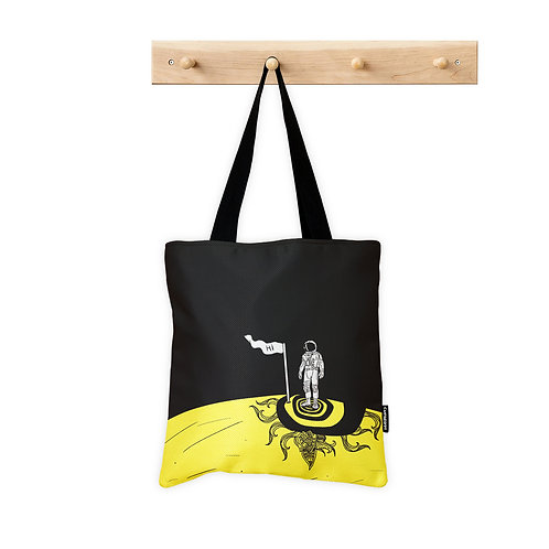 Tote Bag The astronaut