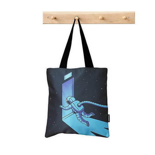 ToteBag Escape from reality