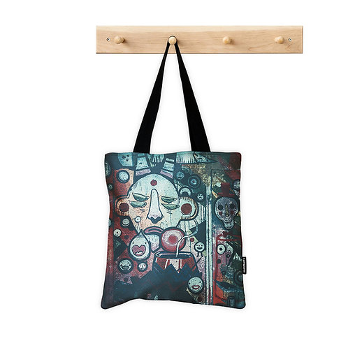 ToteBag Face the wall
