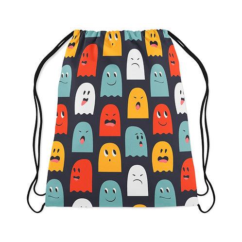 Drawstring Bag Lovely monsters