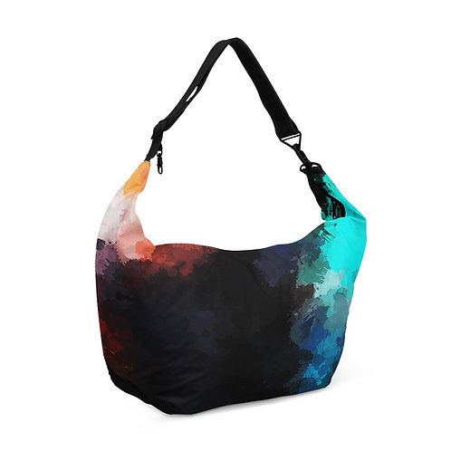 Crescent bag Colorful Dust