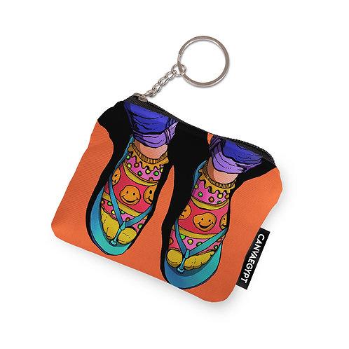 Coin Pocket Feet
