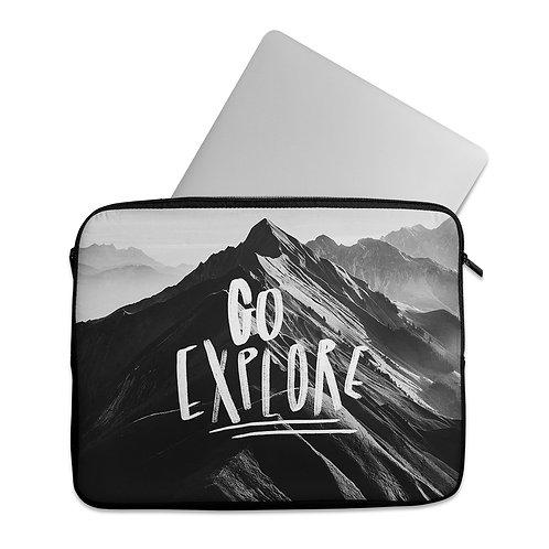 Laptop Sleeve Go explore
