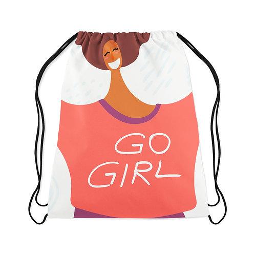 Drawstring Bag Go Girl