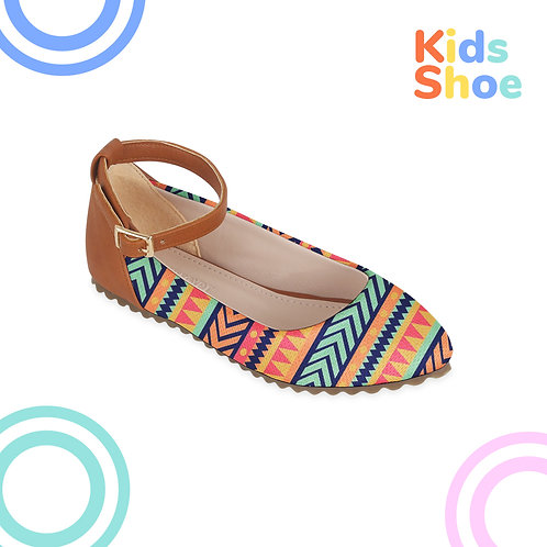 Kids Round Shoes Arrows