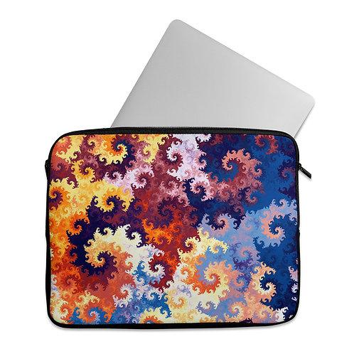 Laptop Sleeve Sky Colors