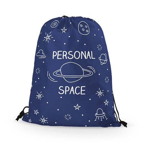 Drawstring Bag Personal Space