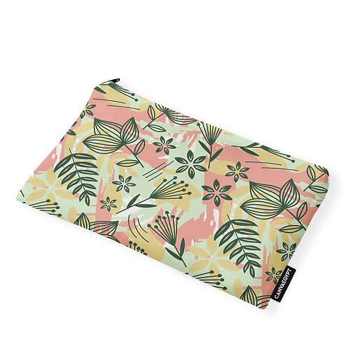 Pouch Floral Leafs