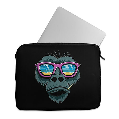 Laptop Sleeve Cool Gorllia