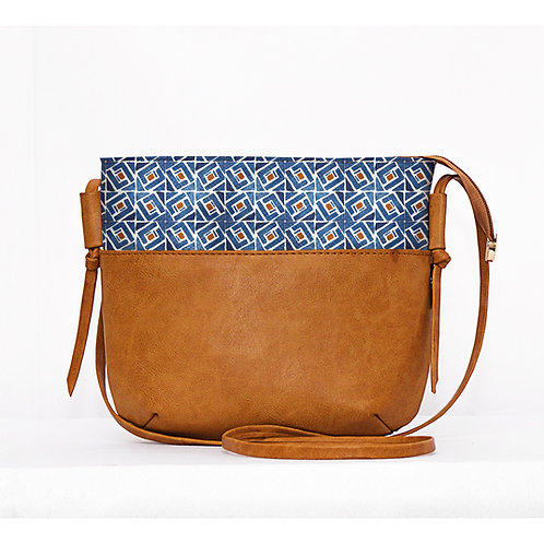 Havana Brown Shoulder Bag