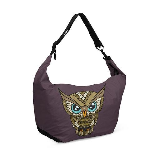Crescent bag Cute Owl