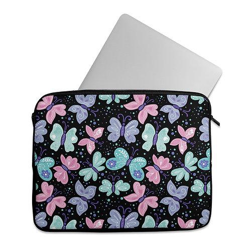 Laptop Sleeve Butterfly