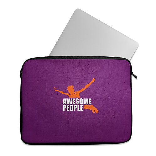 Laptop Sleeve Awesome People