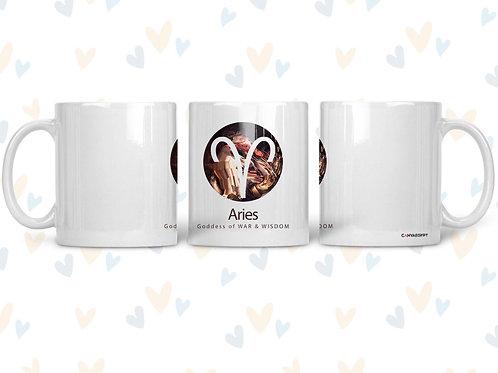 Ceramic Mug ( Aries  )