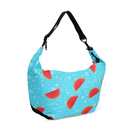 Crescent bag watermelon summer