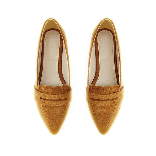 Basic Havana Flat Women's Shoe