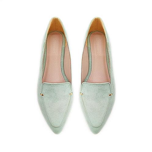LGreen  Stamp Flat Women's Shoe