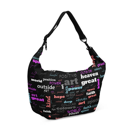 Crescent bag Words