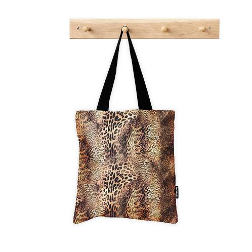 ToteBag Cheetah Skin 1