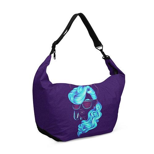 Crescent bag Neon Girl