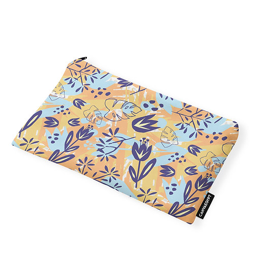 Pouch Floral Leafs 2