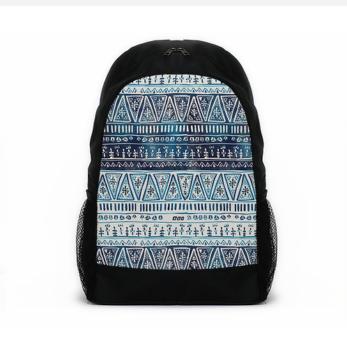 Sports Backpacks Blue Marble
