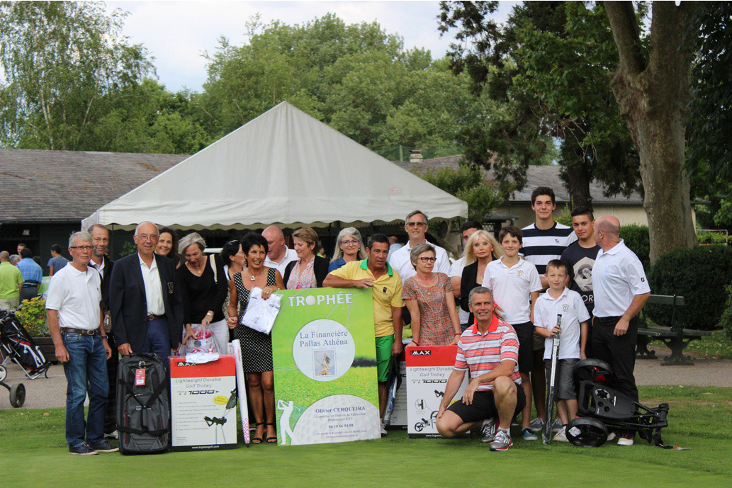 Compétition Golf 2014