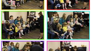 Досуг для детей 2 февраля (вход - бесплатный)
