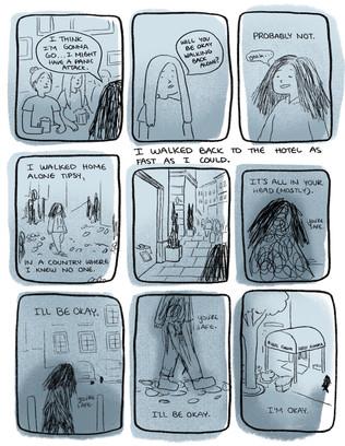 Drunken Anxieties pg. 2