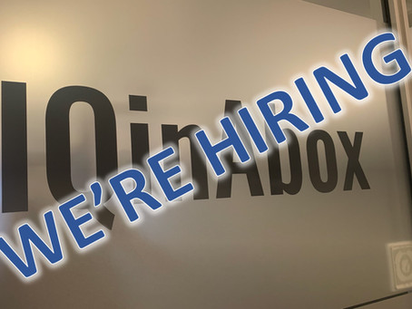 We're hiring: Product Manager and Backend Developer