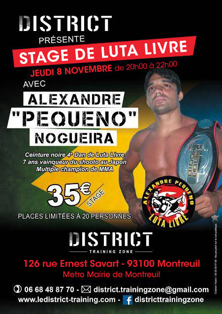 Stage Alexandre Pequeno