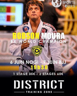 STAGE ROBSON MOURA 2017