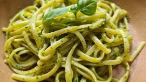 Pâtes au Pesto revisité (Persil & Noix)